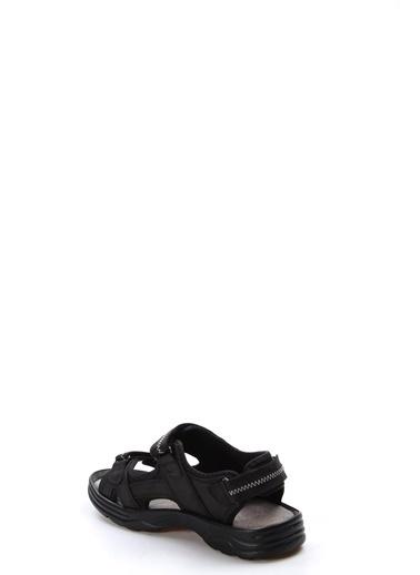 Fast Step Sandalet Siyah
